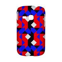 Pattern Abstract Artwork Samsung Galaxy S6310 Hardshell Case by Zeze