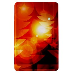 Tree Trees Silhouettes Silhouette Kindle Fire (1st Gen) Hardshell Case