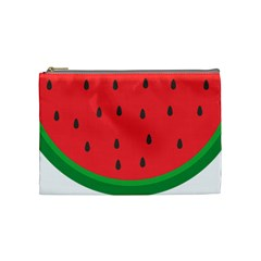 Watermelon Fruit Cosmetic Bag (Medium)