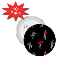 Drake Ugly Holiday Christmas 1 75  Buttons (10 Pack) by Onesevenart