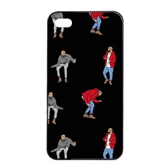 Drake Ugly Holiday Christmas Apple Iphone 4/4s Seamless Case (black) by Onesevenart