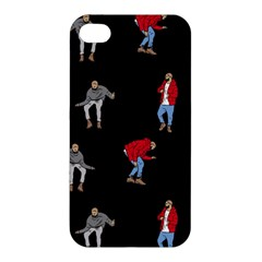 Drake Ugly Holiday Christmas Apple Iphone 4/4s Hardshell Case by Onesevenart