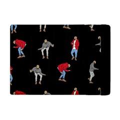 Drake Ugly Holiday Christmas Apple Ipad Mini Flip Case by Onesevenart