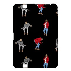 Drake Ugly Holiday Christmas Kindle Fire Hd 8 9  by Onesevenart