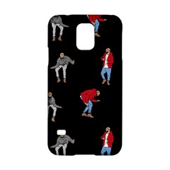 Drake Ugly Holiday Christmas Samsung Galaxy S5 Hardshell Case  by Onesevenart