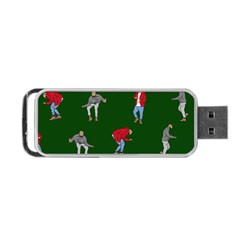 Drake Ugly Holiday Christmas 2 Portable Usb Flash (one Side) by Onesevenart