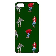 Drake Ugly Holiday Christmas 2 Apple Iphone 5 Seamless Case (black) by Onesevenart