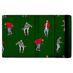 Drake Ugly Holiday Christmas 2 Apple Ipad 3/4 Flip Case by Onesevenart