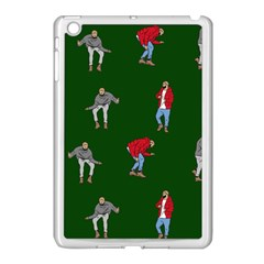 Drake Ugly Holiday Christmas 2 Apple Ipad Mini Case (white) by Onesevenart