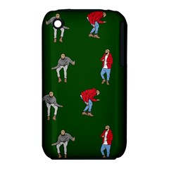 Drake Ugly Holiday Christmas 2 Apple Iphone 3g/3gs Hardshell Case (pc+silicone) by Onesevenart