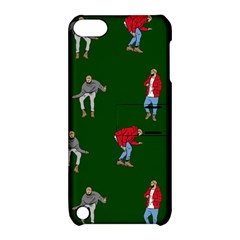 Drake Ugly Holiday Christmas 2 Apple Ipod Touch 5 Hardshell Case With Stand by Onesevenart