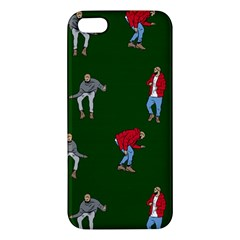 Drake Ugly Holiday Christmas 2 Apple Iphone 5 Premium Hardshell Case by Onesevenart
