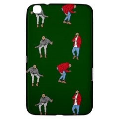 Drake Ugly Holiday Christmas 2 Samsung Galaxy Tab 3 (8 ) T3100 Hardshell Case  by Onesevenart