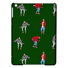 Drake Ugly Holiday Christmas 2 Ipad Air Hardshell Cases by Onesevenart