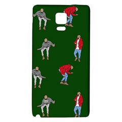 Drake Ugly Holiday Christmas 2 Galaxy Note 4 Back Case by Onesevenart