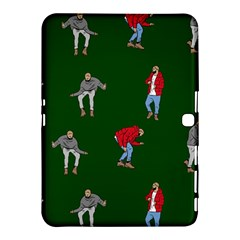 Drake Ugly Holiday Christmas 2 Samsung Galaxy Tab 4 (10 1 ) Hardshell Case  by Onesevenart