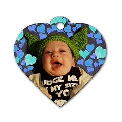 By Tammi   Dog Tag Heart (two Sides)   Izf7wai1glyr   Www Artscow Com Back