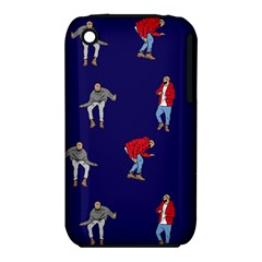 Drake Ugly Holiday Christmas Apple Iphone 3g/3gs Hardshell Case (pc+silicone) by Onesevenart
