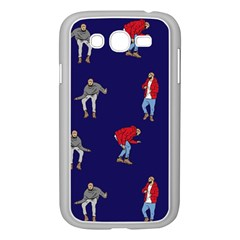 Drake Ugly Holiday Christmas Samsung Galaxy Grand Duos I9082 Case (white) by Onesevenart