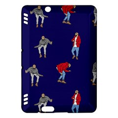 Drake Ugly Holiday Christmas Kindle Fire Hdx Hardshell Case by Onesevenart
