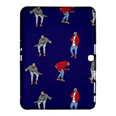 Drake Ugly Holiday Christmas Samsung Galaxy Tab 4 (10 1 ) Hardshell Case  by Onesevenart