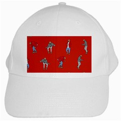 Drake Ugly Holiday Christmas   White Cap by Onesevenart