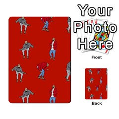 Drake Ugly Holiday Christmas   Multi Purpose Cards (rectangle)  by Onesevenart