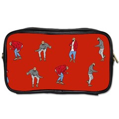 Drake Ugly Holiday Christmas   Toiletries Bags by Onesevenart