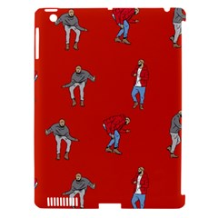 Drake Ugly Holiday Christmas   Apple Ipad 3/4 Hardshell Case (compatible With Smart Cover) by Onesevenart