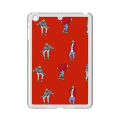 Drake Ugly Holiday Christmas   Ipad Mini 2 Enamel Coated Cases by Onesevenart