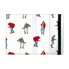 Drake Ugly Holiday Christmas Apple Ipad Mini Flip Case by Onesevenart