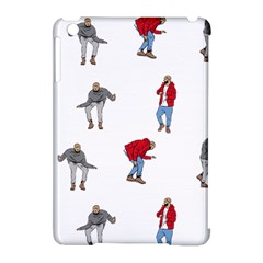 Drake Ugly Holiday Christmas Apple Ipad Mini Hardshell Case (compatible With Smart Cover) by Onesevenart