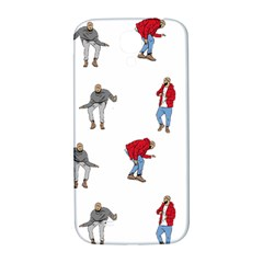 Drake Ugly Holiday Christmas Samsung Galaxy S4 I9500/i9505  Hardshell Back Case by Onesevenart