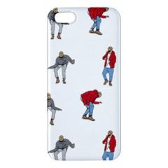 Drake Ugly Holiday Christmas Iphone 5s/ Se Premium Hardshell Case by Onesevenart