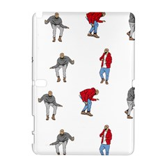 Drake Ugly Holiday Christmas Samsung Galaxy Note 10 1 (p600) Hardshell Case by Onesevenart