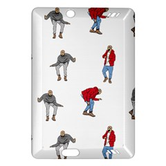 Drake Ugly Holiday Christmas Amazon Kindle Fire Hd (2013) Hardshell Case by Onesevenart