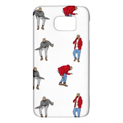 Drake Ugly Holiday Christmas Galaxy S6 by Onesevenart
