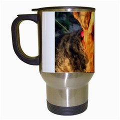 Welch Terrier Travel Mugs (White) by TailWags