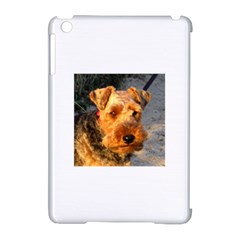 Welch Terrier Apple iPad Mini Hardshell Case (Compatible with Smart Cover) by TailWags