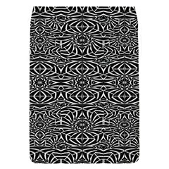 Black And White Tribal Pattern Flap Covers (s)  by dflcprints
