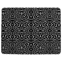 Black And White Tribal Pattern Jigsaw Puzzle Photo Stand (rectangular) by dflcprints
