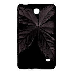 Pink Xray Flower Samsung Galaxy Tab 4 (7 ) Hardshell Case  by AnjieMakes