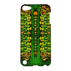 Magical Forest Of Freedom And Hope Apple Ipod Touch 5 Hardshell Case by pepitasart