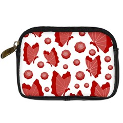 Butterfly Digital Camera Cases by AnjaniArt