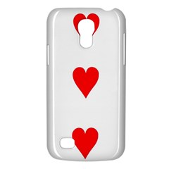 Cart Heart 03 Tre Cuori Galaxy S4 Mini by AnjaniArt