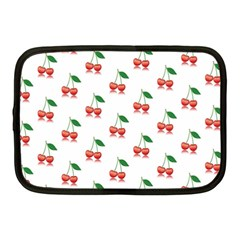 Cerry Fruite Red Netbook Case (medium)  by AnjaniArt