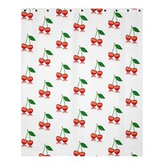 Cerry Fruite Red Shower Curtain 60  X 72  (medium)  by AnjaniArt