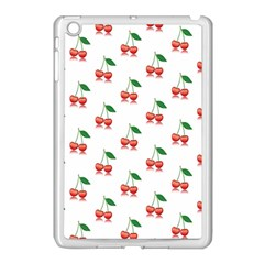 Cerry Fruite Red Apple Ipad Mini Case (white) by AnjaniArt