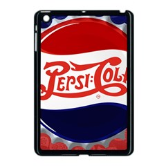 Pepsi Cola Apple Ipad Mini Case (black) by Onesevenart