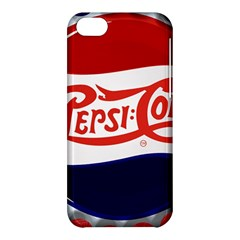 Pepsi Cola Apple Iphone 5c Hardshell Case by Onesevenart